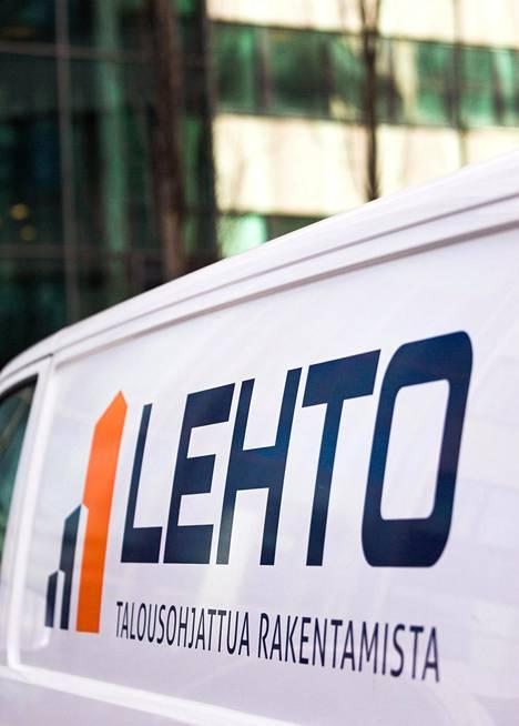 Rakennusyhtiö Lehto on tullut parina viime vuonna vahvasti Etelä-Suomen rakennusmarkkinoille.