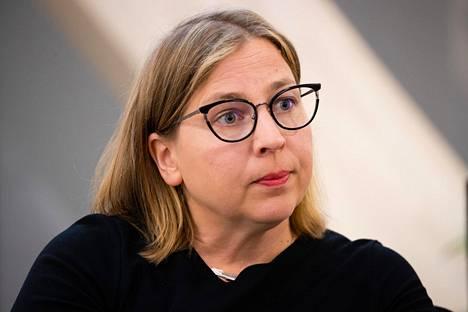 Tytti Yli-Viikari sanoi Ylellä, että hänestä liikkuu väärinkäsityksiä julkisuudessa. Virkarikoksiin hän kiisti syyllistyneensä. Arkistokuva.