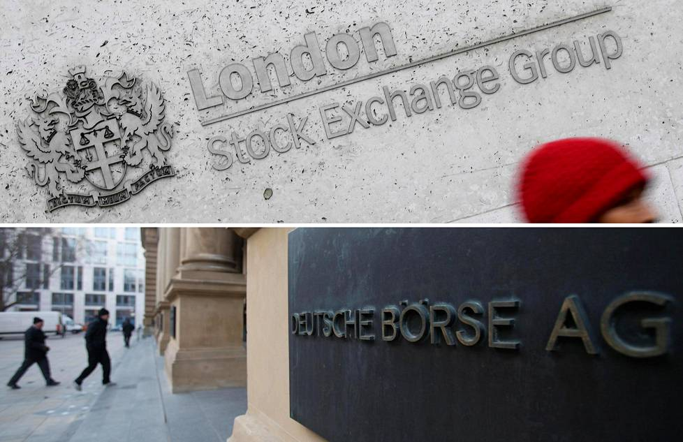 Deutsche Börsen ja London Stock Exchange Groupin yhdistyminen loisi liikevaihdolla mitattuna maailman suurimman pörssioperaattorin.