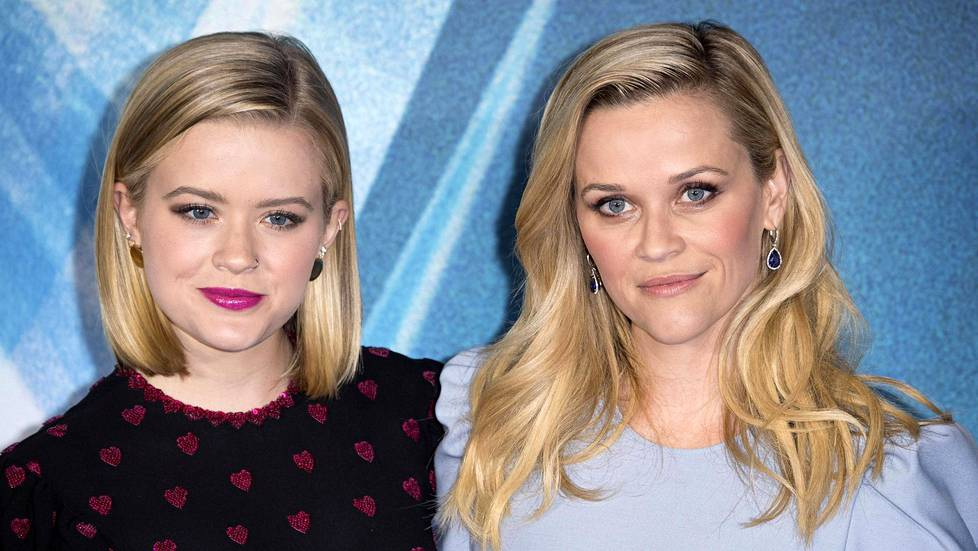 Ava Philippe ja Reese Witherspoon.
