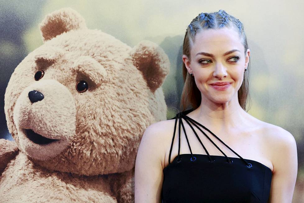 Amanda Seyfried on Ted 2 -elokuvan valopilkku.