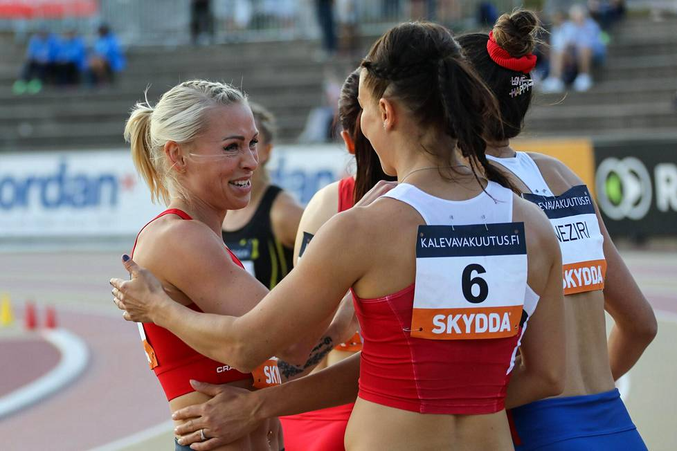 Elokuussa 2020 Annimari Korte voitti ensimmäisen Suomen mestaruutensa 100 metrin aidoissa.