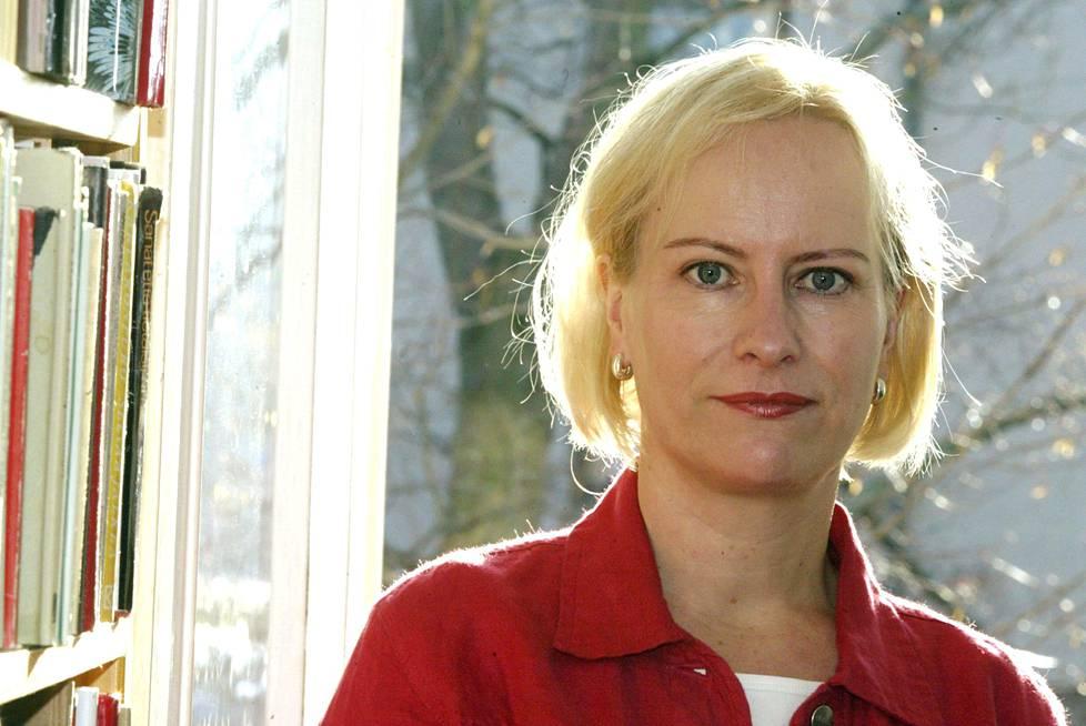 Helsingissä marraskuussa 2003.