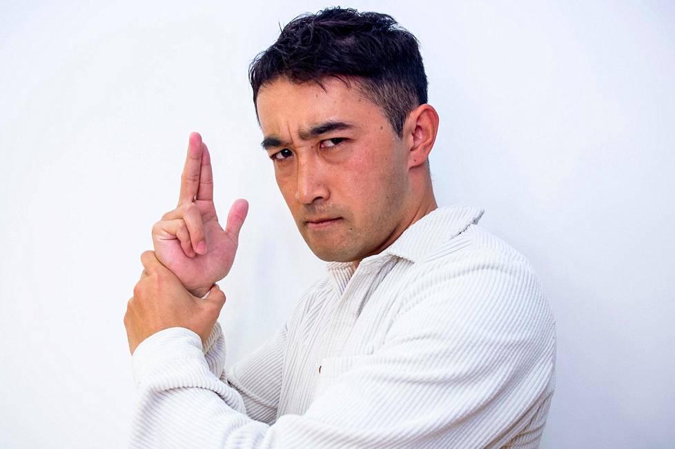 Yasufumi Minowa näyttelee lähes aina kiinalaisissa elokuvissa pahaa japanilaista sotilasta.