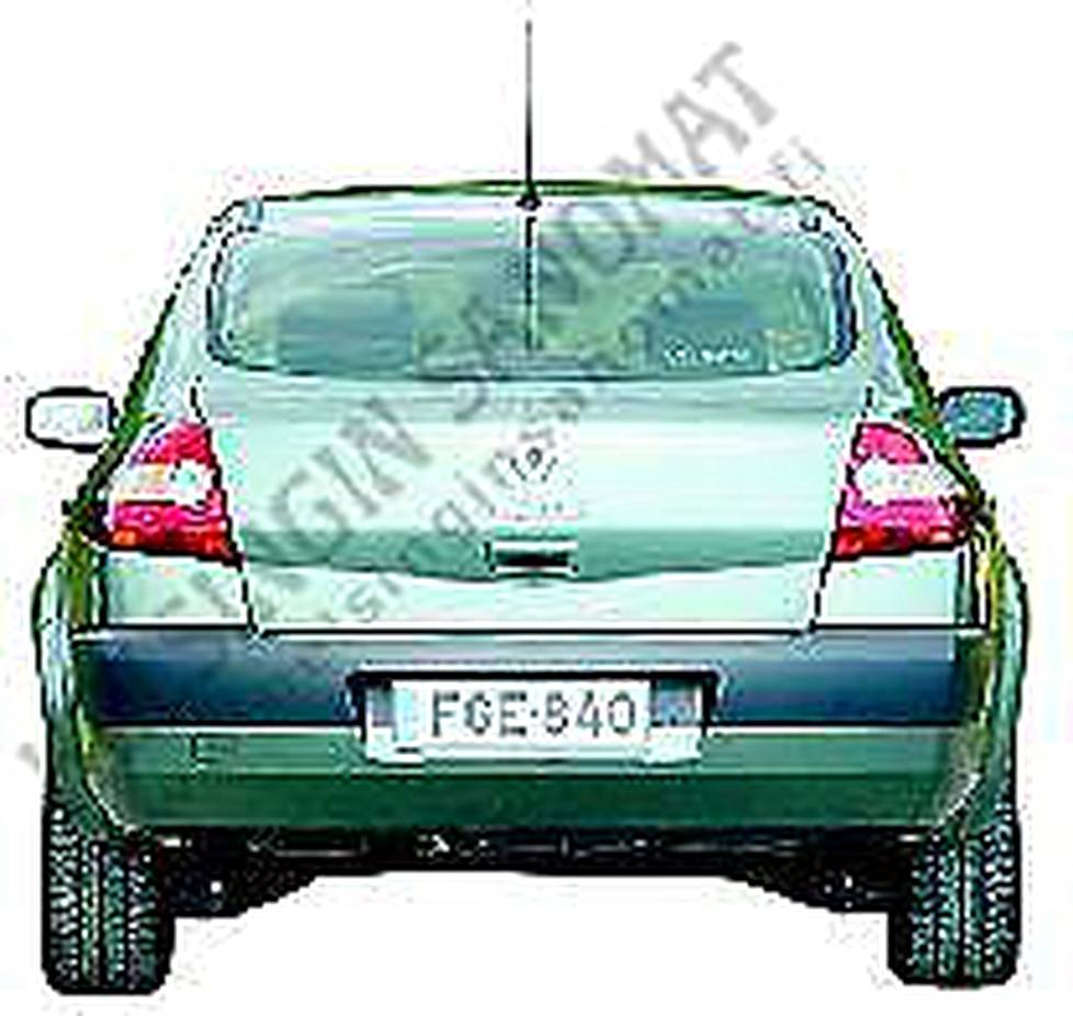 Renault Mégane Sedan 1.5 dCi Diesel Pack Authentique