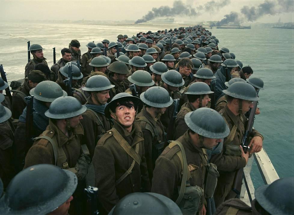 Dunkirk Elokuva