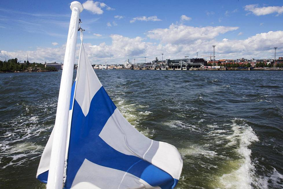 Helsinki and its archipelago can be explored by ferry.
