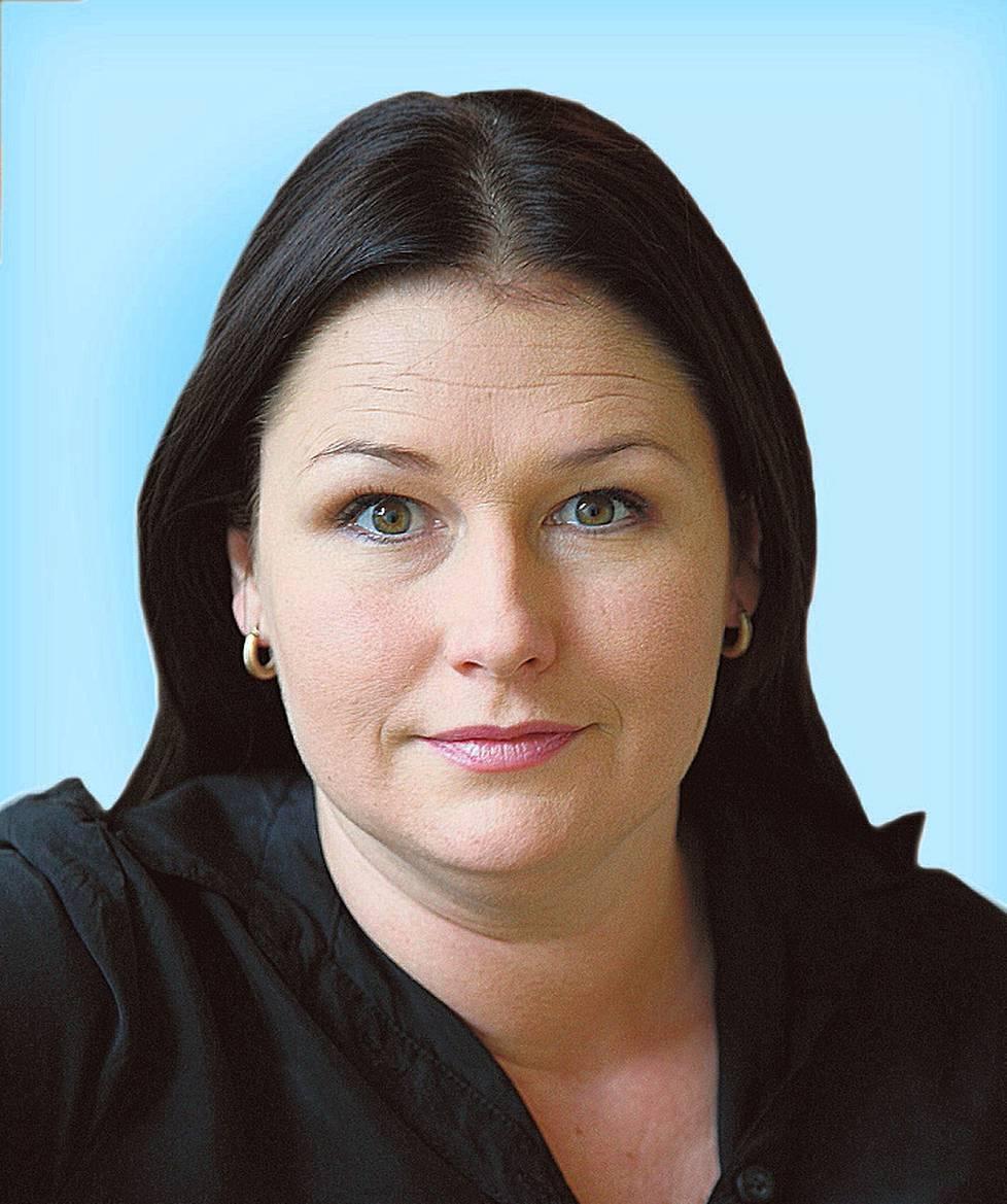Marika Vapaavuori