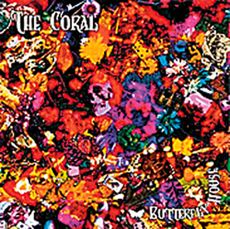 The Coral: Butterfly House