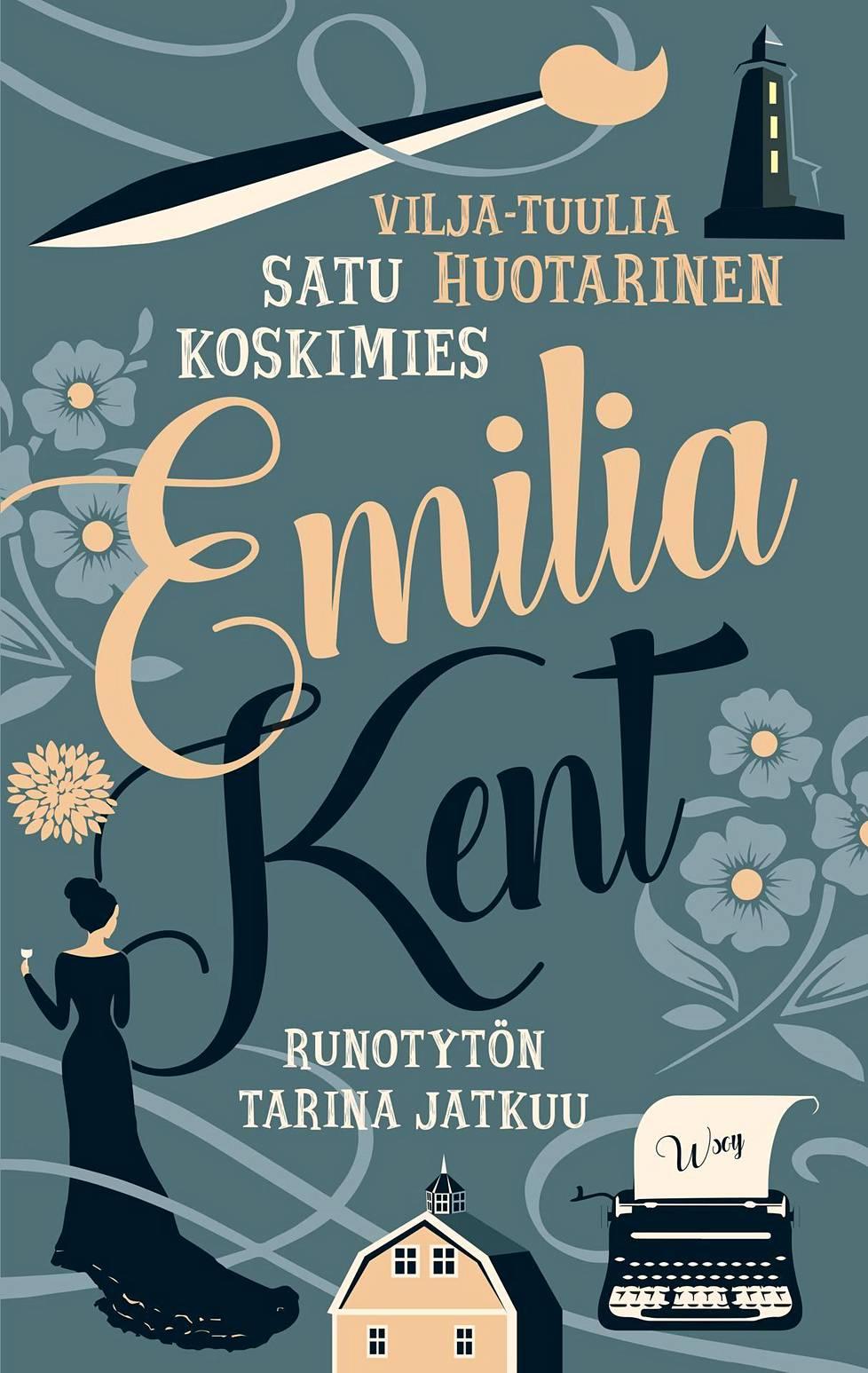 Suomalaiskirjailijoiden fanifiktio jatkaa pienen runotytön tarinaa upeasti, piristävän ...