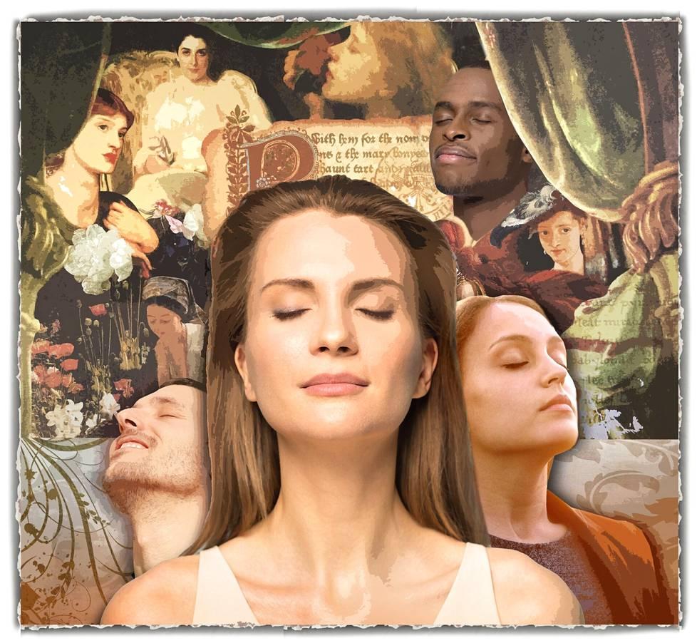 Hengityksen avulla voi vaikuttaa tietoisesti autonomiseen hermostoon. Siksi hengitysharjoitukset rauhoittavat.