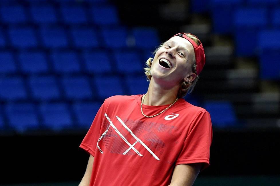 Emil Ruusuvuoren ATP-ranking on 142.