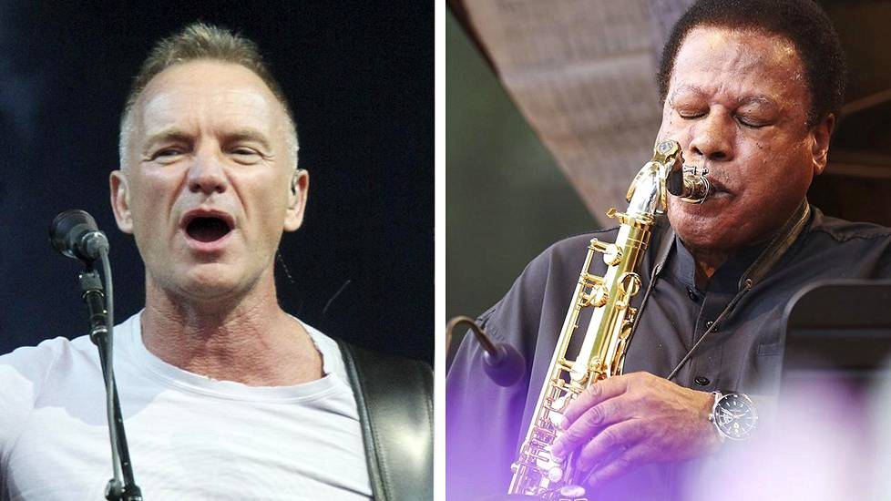 Sting ja Wayne Shorter