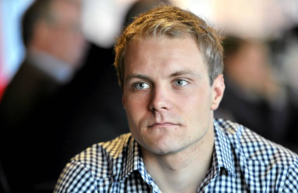 Valtteri Bottas on Williamsin testikuski.
