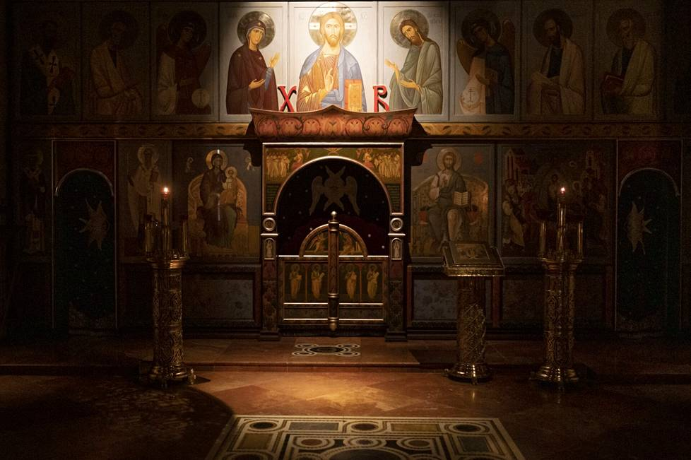 The Church of St. Priest Martyr Antipas of Pergamon has been restored.