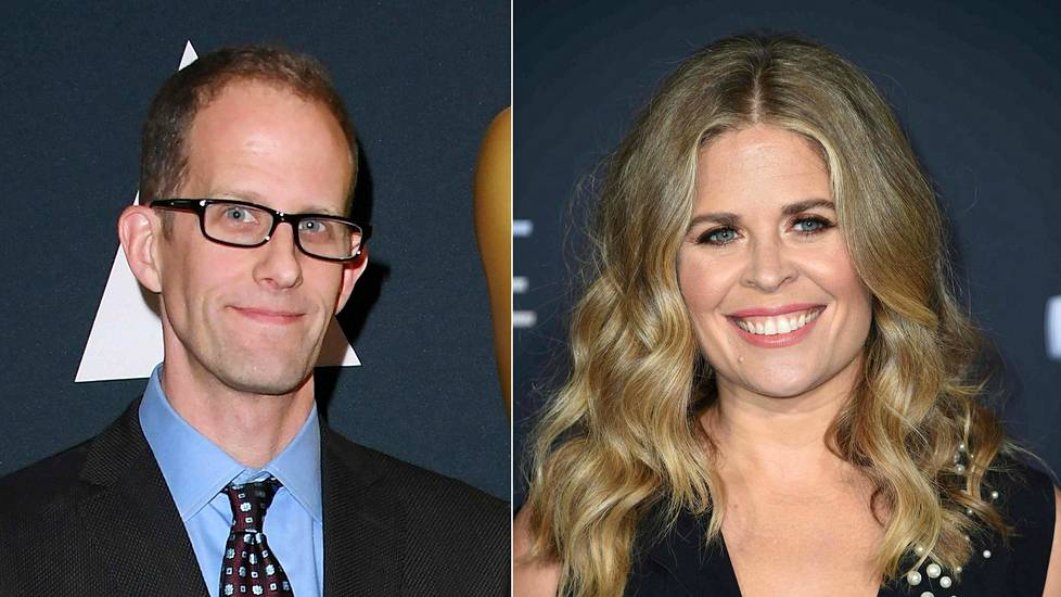 Pete Docter ja Jennifer Lee