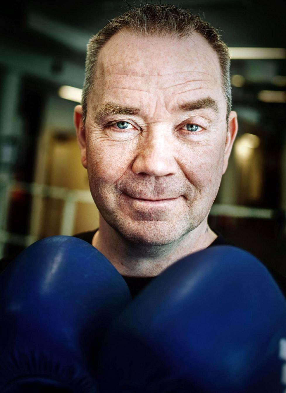 Petri Eriksson ei ole elämälle katkera. Tosiasioille ei voi mitään, mutta olivat lähtökohdat mitkä tahansa, aina voi onnistua.