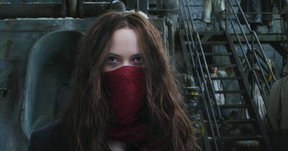 Hera Hilmar on Mortal Engines -elokuvan sankaritar.