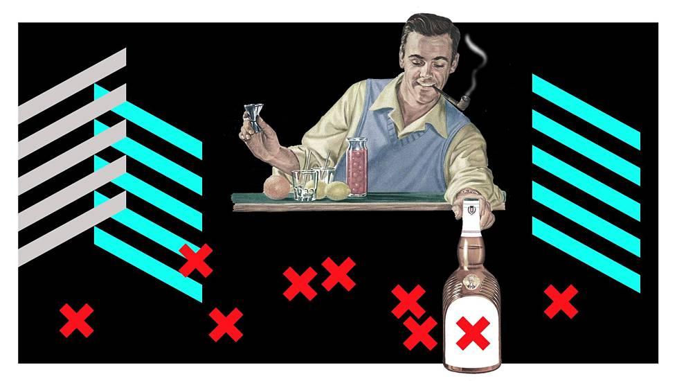 Alkoholin juomiseen liittyy valtavasti kirjoittamattomia sääntöjä. Juominen on esimerkiksi hyväksyttävämpää perjantaina kuin maanantaina.