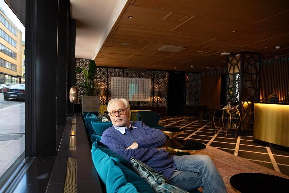 Kasperi Saaren uusi U14-hotelli ehti olla vain kolme päivää auki ennen kuin se suljettiin.
