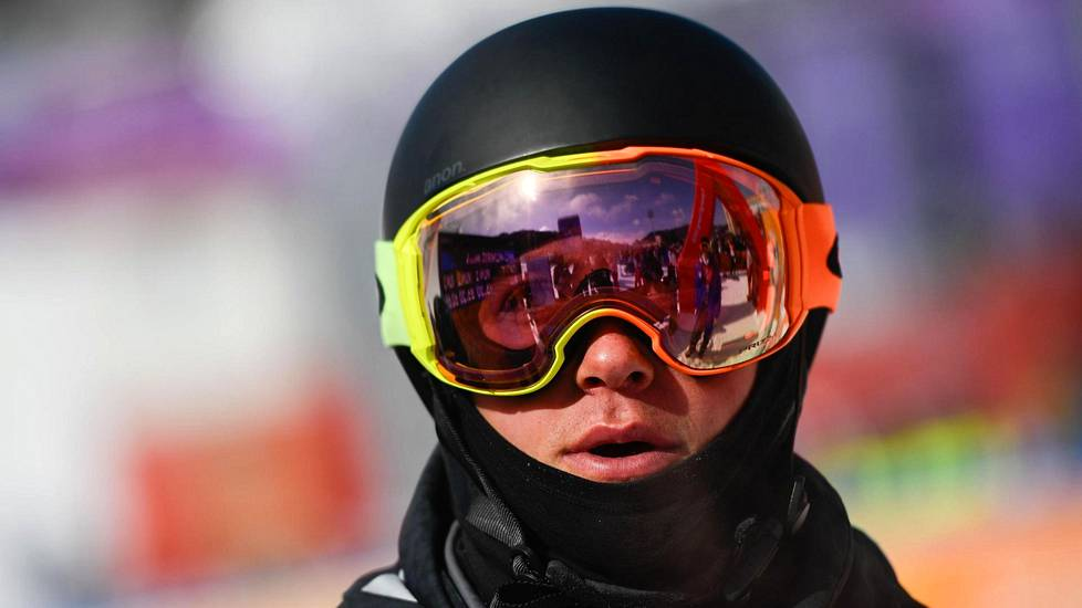Mark McMorris laski pronssia slopestylessa.