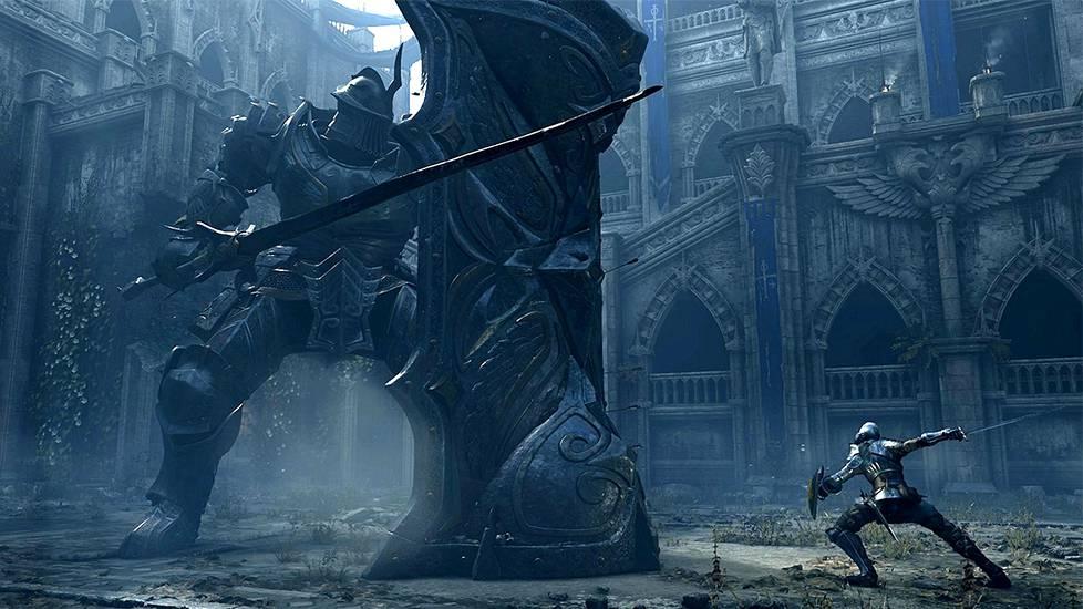 Playstation 5:n Demon's Souls on uusi versio vuonna 2009 ilmestyneestä samannimisestä pelistä.