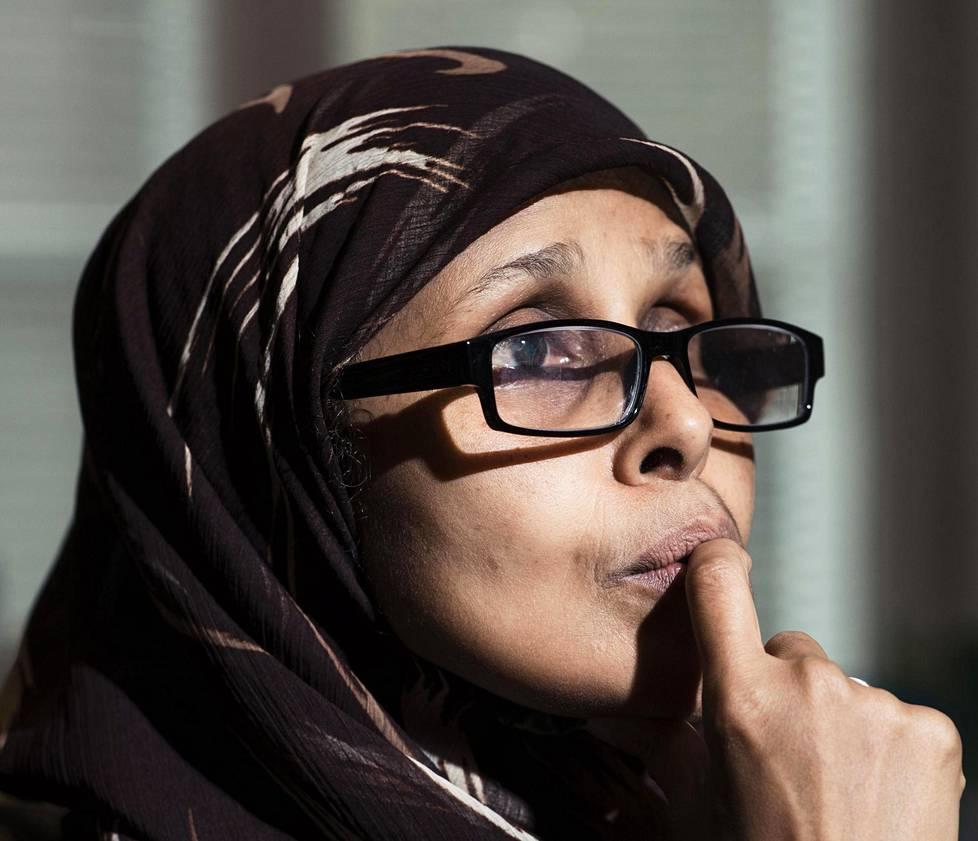 Mulki Al-Sharmani on Helsingin yliopiston uusi islamin ja Lähi-idän tutkimuksen apulaisprofessori.