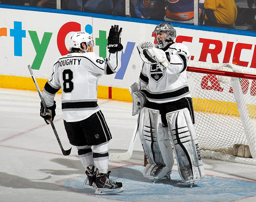 Los Angeles Kings on NHL:n hallitseva mestari.