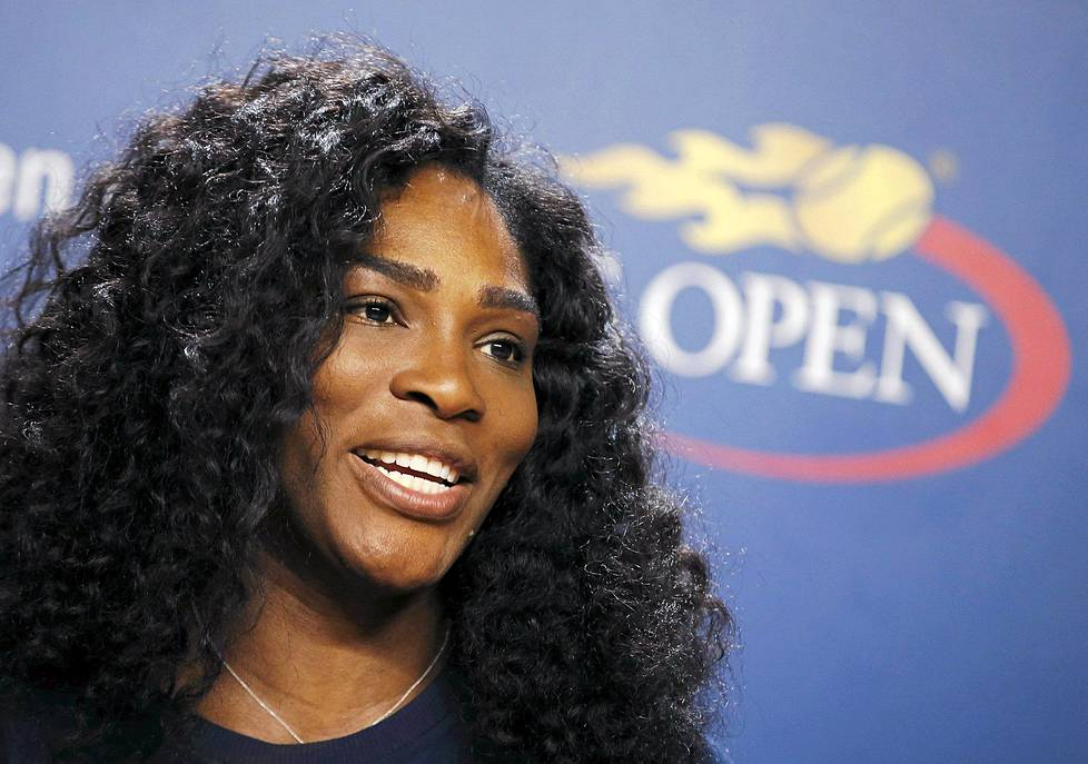 Serena Williams on US Openin suurin suosikki.