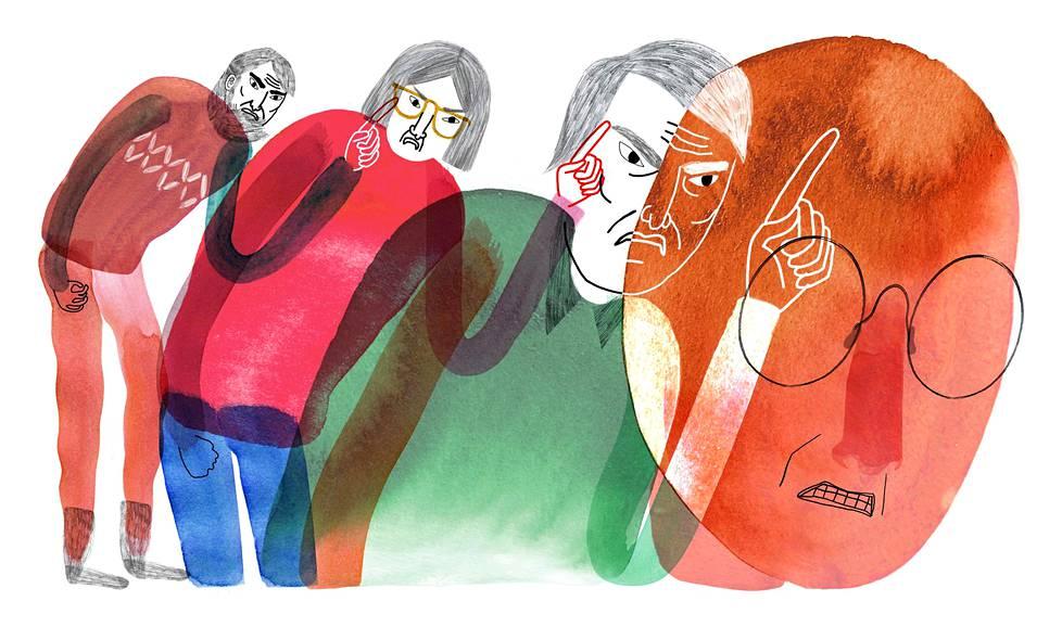 Lapsena kuultu arvostelu voi jättää pahimmillaan elämän mittaiset jäljet.