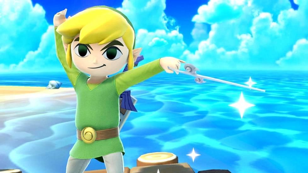 The Legend of Zelda: Wind Waker ilmestyi 2002.