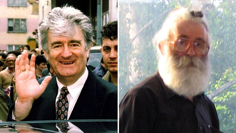 War crimes fugitive Radovan Karadžić lived in disguise as an expert of alternative medicine.
