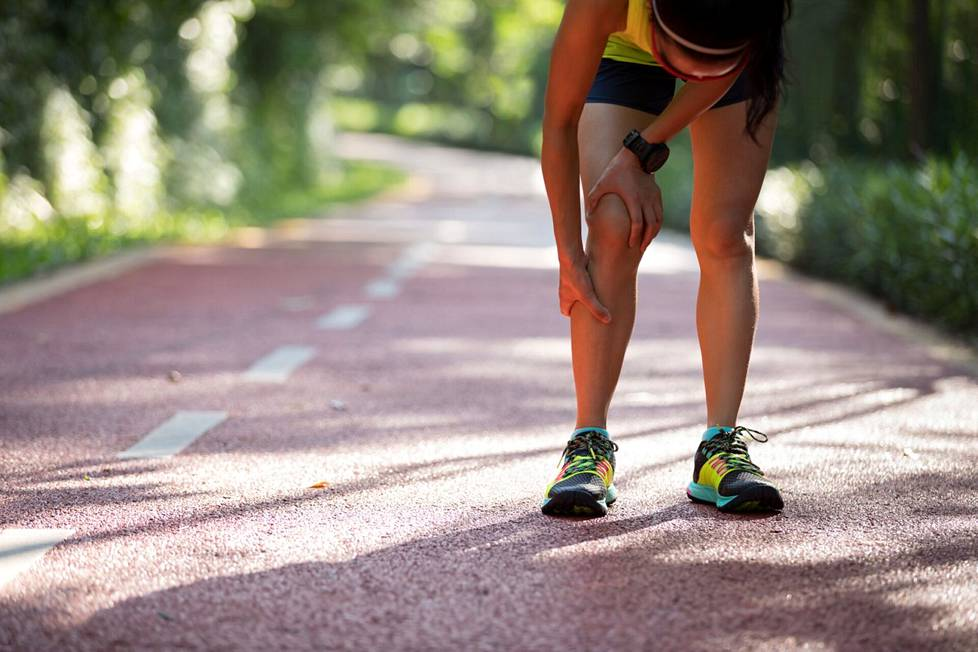 Erilaiset pohkeen ja säären kiputilat ovat tyypillinen syy sille, miksi lenkkeilyharrastus lopahtaa. Kun kivut ovat kovia, on usein jo liian myöhäistä.