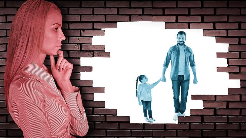 Lapsen kehityskausien lisäksi syy suosimiselle voi löytyä lapsen ja vanhempien temperamenteista.