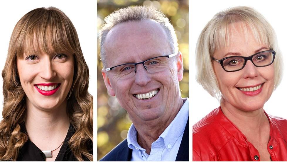"""Helsingin, Espoon ja Vantaan sosiaalidemokraatit tyrmäävät sote- ja maakuntauudistuksen –""""Ei ..."""
