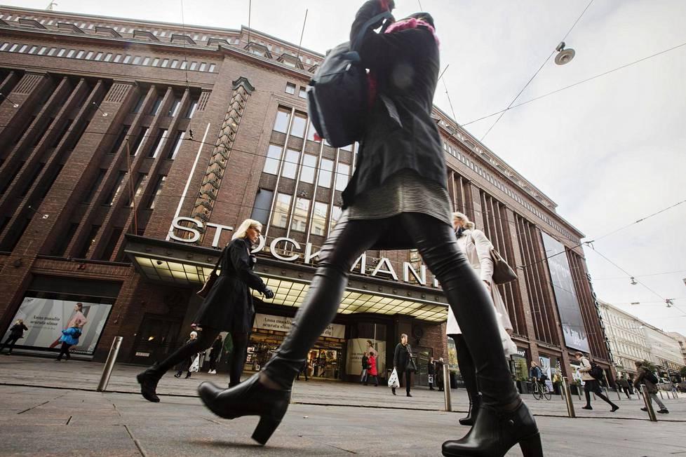 Stockmannin vuonna 1930 valmistunut Helsingin keskustan tavaratalo on yhä tavarataloyhtiön sydän. Kolmen viime vuoden aikana Stockmann on ottanut tiloihinsa useita ulkopuolisia vuokralaisia. Valtaosa tilasta on silti sen omaa myyntitilaa.