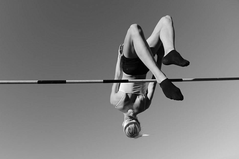 Jere Nyström on ollut ikäluokkansa paras korkeushyppääjä kolmena vuonna peräkkäin.