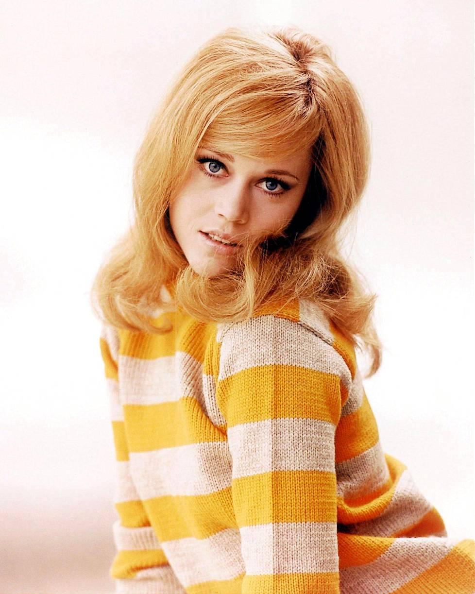 Jane Fonda vuonna 1970.