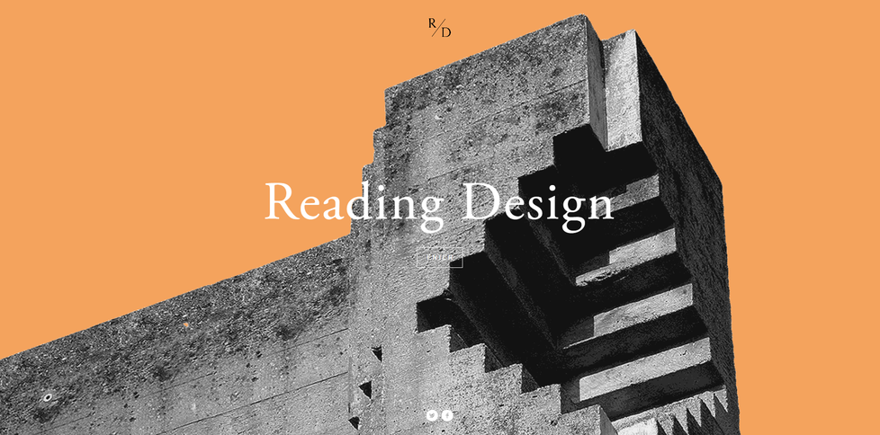 Reading Design on aarrearkku.