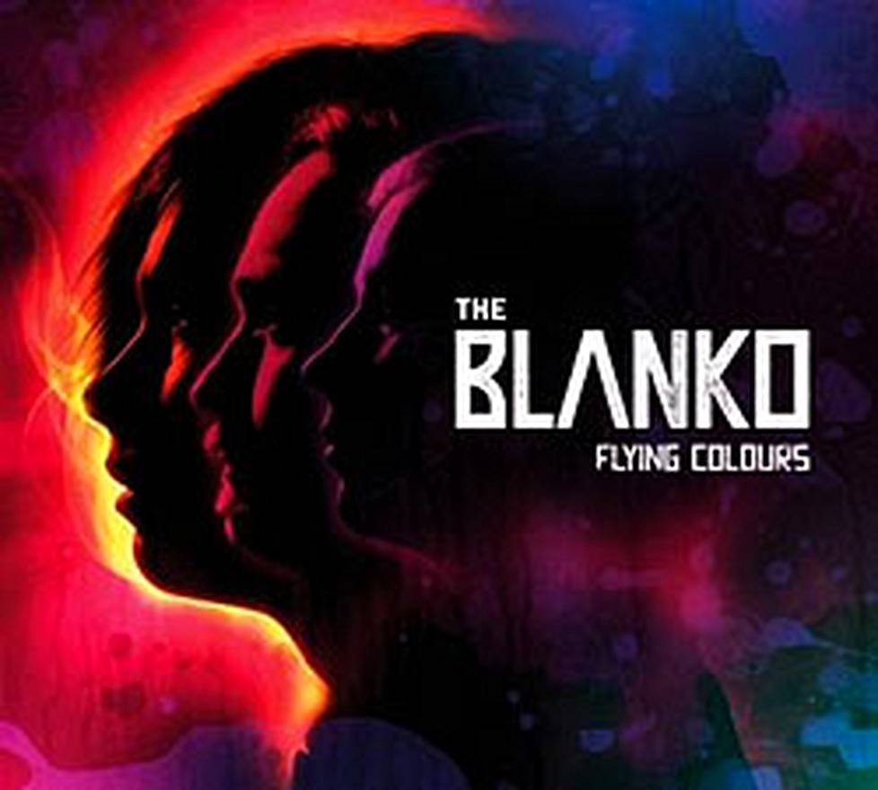 The Blanko: Flying Colours