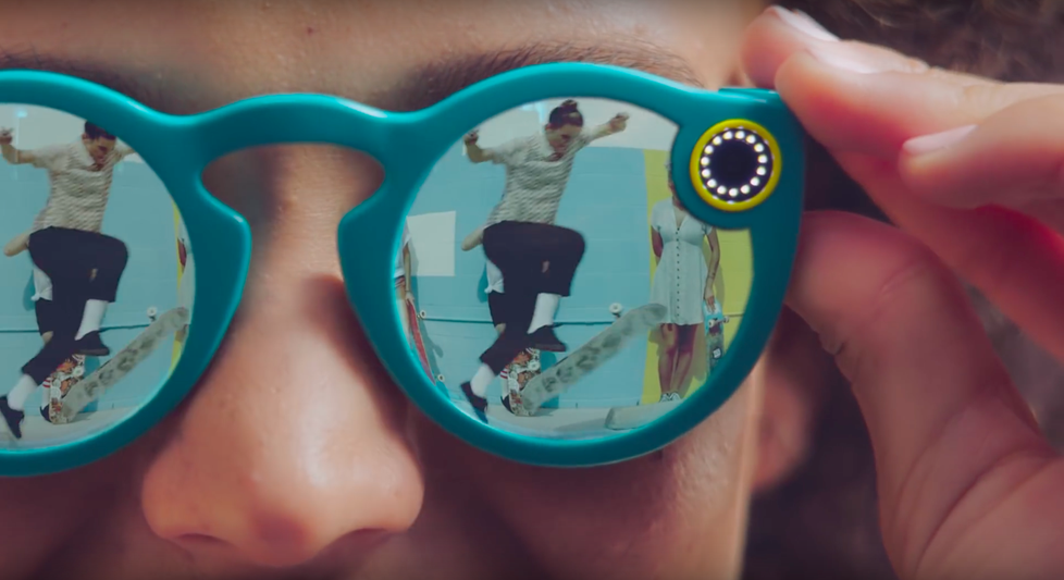 Snap Spectacles, Steve Horowitch 2016, Snap Inc.
