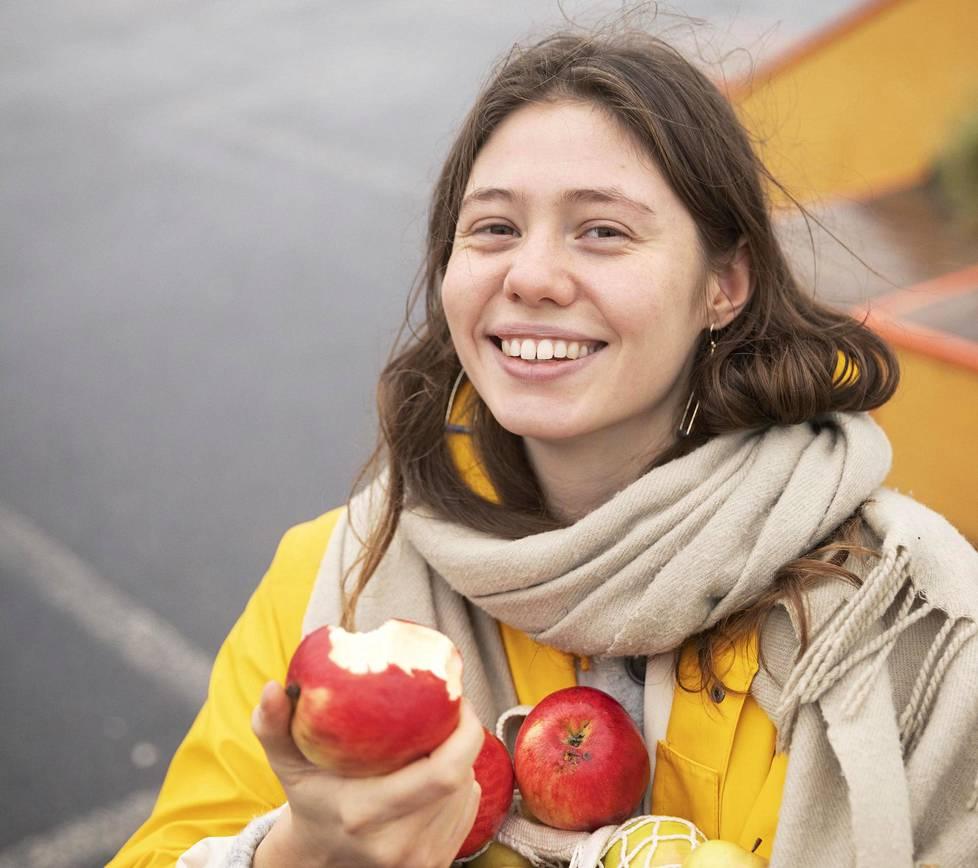Tara Junkerin elämä pyörii ruoan ympärillä. Hän on rakastanut ruokaa jo lapsesta saakka.