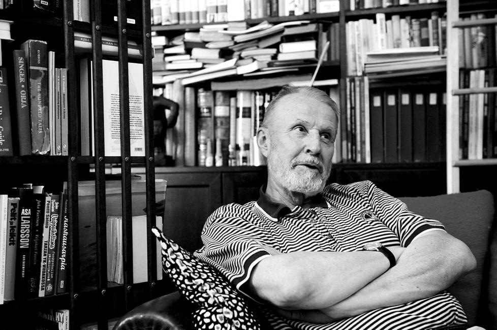 Keskiviikkona kuollut selostajalegenda Raimo Häyrinen muistetaan esimerkiksi nopeasta puhetyylistään.