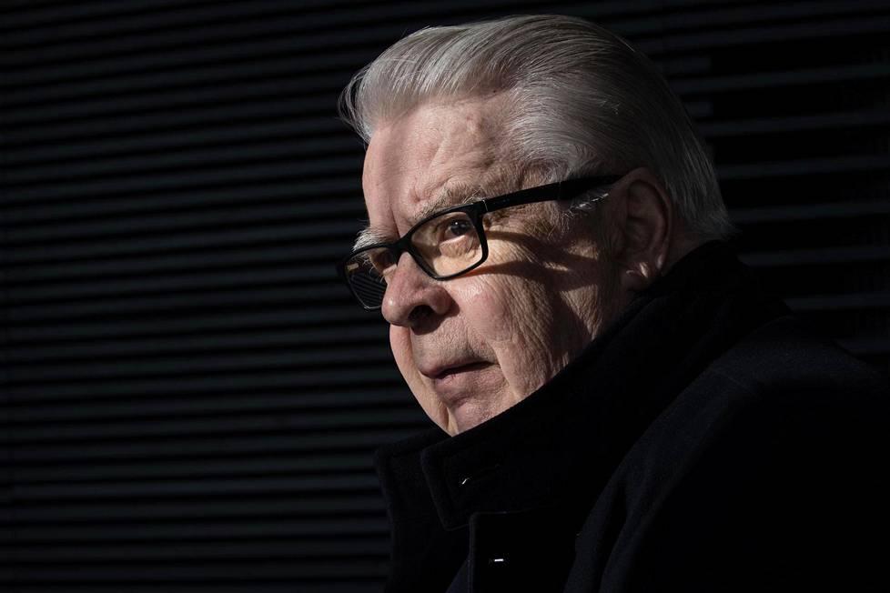 Kalervo Kummola on ollut suomalaisen jääkiekon voimahahmo vuosikymmenten ajan.
