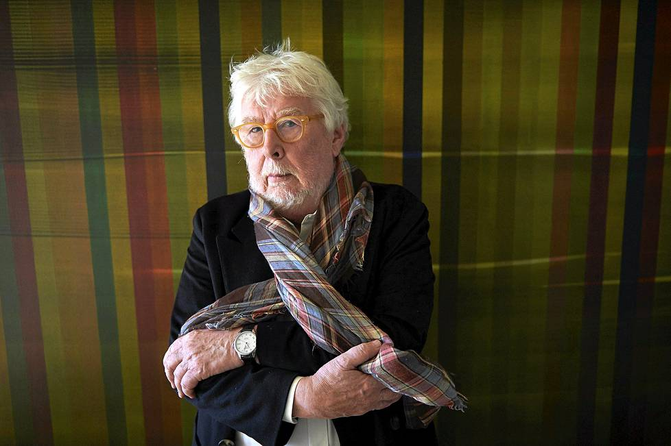 Sir Harrison Birtwistle saa Wihurin Sibelius-palkinnon.