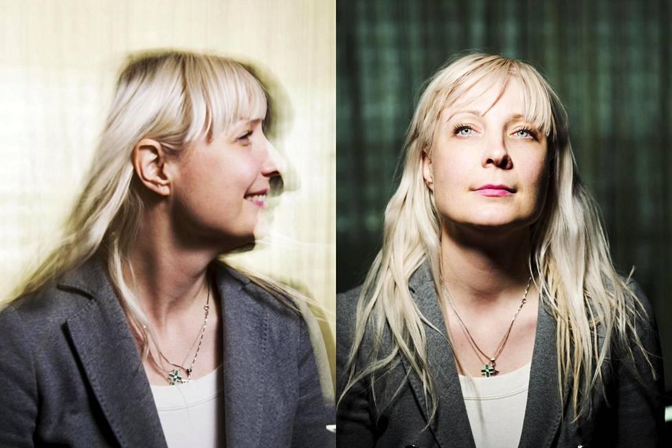 Porilainen kansanedustaja Laura Huhtasaari, 38, valittiin perussuomalaisten ensimmäiseksi varapuheenjohtajaksi kesäkuussa.
