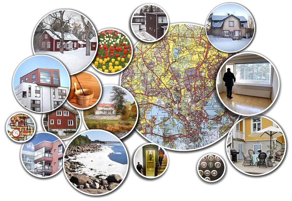 Koronavuosi on muuttanut suomalaisten asumisen unelmia merkittävästi.