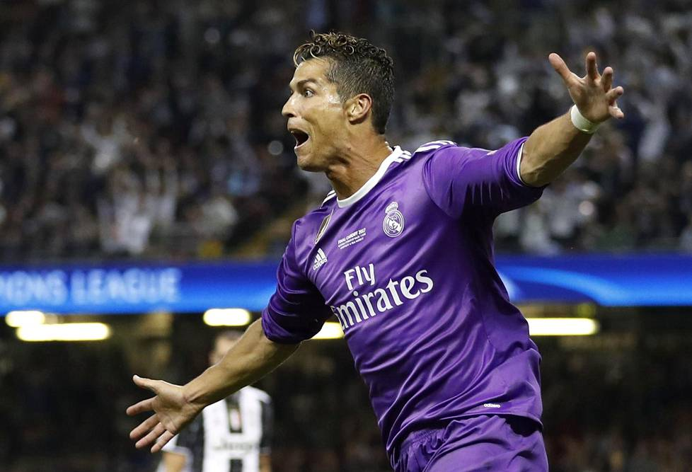 Cristiano Ronaldo suku puoli video