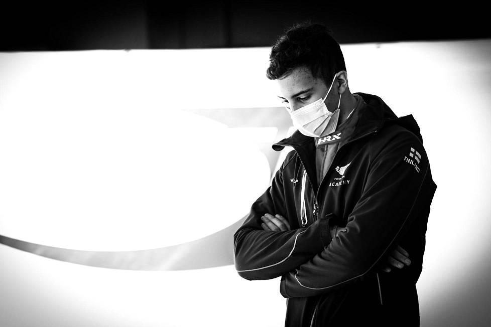 William Alatalo aikoo ensi vuonna siirtyä FIA:n F3-sarjaan.