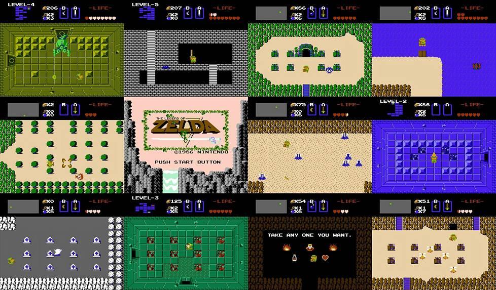The Legend of Zelda on julkaistu uudestaan vuosien saatossa useasti. Nykyään klassikon pariin pääsee helpoiten Switchin nettipalvelussa. Peli on myös saatavilla 3DS:n ja Wii U:n verkkokaupoista.